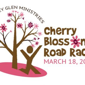 Cherry Blossom Road Race 5K, 10K, and 1 Mile