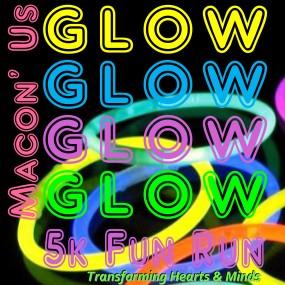 Macon' Us Glow 5K