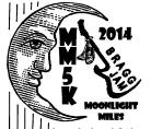 Moonlight Miles Bragg Jam 5K