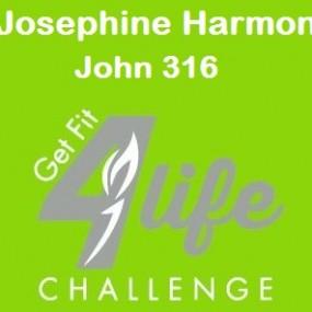 Josephine Harmon John 3:16