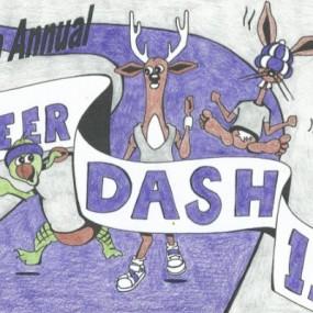 Deer Dash 5K and 1 Mile