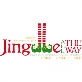 Jingle All the Way 4 Mile, 2 Mile, and 1 Mile