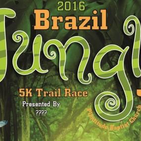 Brazil Jungle Jog