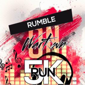 Rumble on Wartown 5K