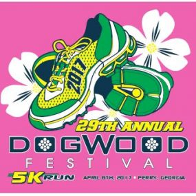 Perry Dogwood Festival 5K and 1 Mile