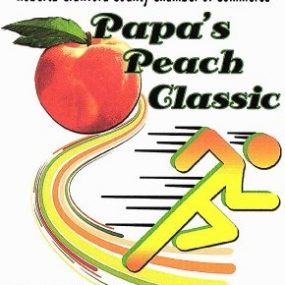 Papa's Peach Classic 5K and 1-Mile