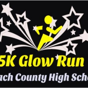 5K Glow Run and 1 Mile