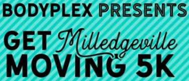 Get Milledgeville Moving 5K and 1 Mile
