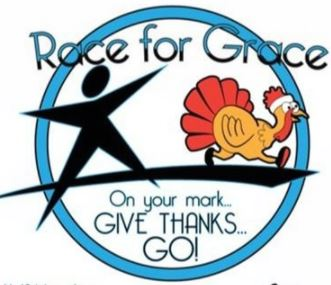 Dublin's Race for Grace Half Marathon, 12K, 6K, and 1 Mile Fun Run