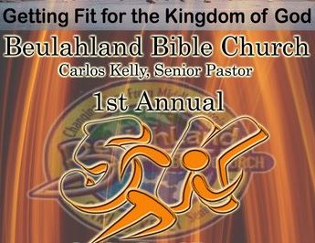 Getting Fit for the Kingdom of God 5K