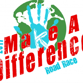 Make A Difference 5k Road Race