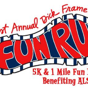 First Annual Dick Frame 5K and 1-mile Fun Run