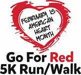 Go for Red 5K