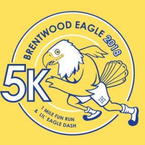 Brentwood Eagle 5K