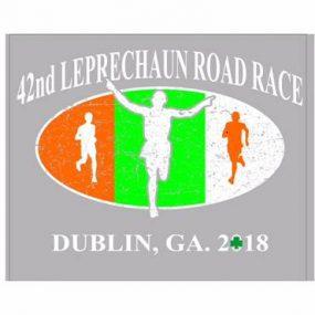 42nd Leprechaun Road Race - 5K, 10K, 1-mile