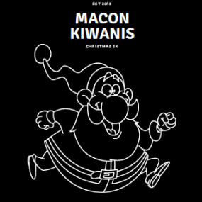 Kiwanis Christmas 5K, Macon