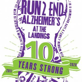 [CANCELED] Run 2 End Alzheimer's 5K, 10.5K, and Fun Run