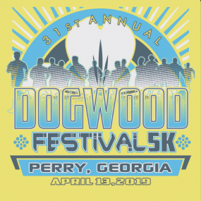 31st Annual Perry Dogwood Festival 5K and 1 Mile