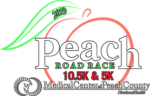 Peach Road Race 5K and 10.5K