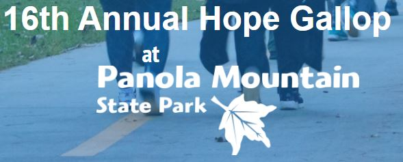16th Annual Hope Gallop 5K, 10K, & 15K