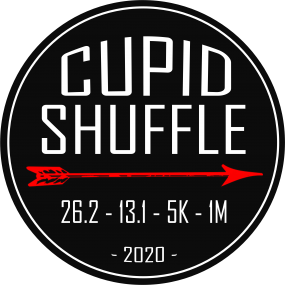 The 2nd Annual Cupid Shuffle Marathon, Half Marathon, 5K, and 1 Mile Fun Run