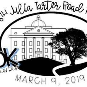 6th Annual Julia Tarter 10K and Fun Run