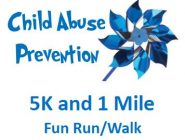 Child Abuse Prevention 5K & 1 Mile Fun Run/Walk