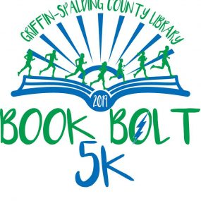 Book Bolt 5K Run/Walk