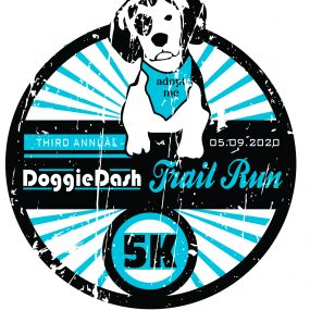 Doggie Dash 5K Trail Run