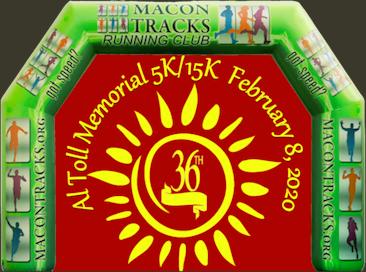Al Toll Memorial 5K, 15K