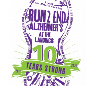 Run 2 End Alzheimer's 5K, 10.5K, and Fun Run