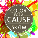 Color for a Cause 5K & 1-mile Fun Run