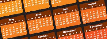 Race Calendar