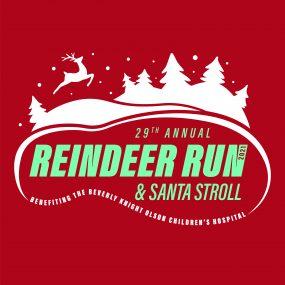 Reindeer Run 5K & Fun Run